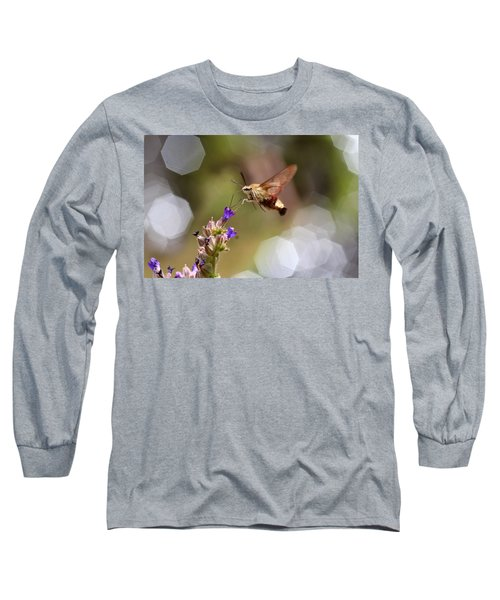 Hovering Pollination Long Sleeve T-Shirt