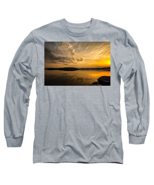 Long Sleeve T-Shirt featuring the photograph How Great Thou Art by Rose-Maries Pictures