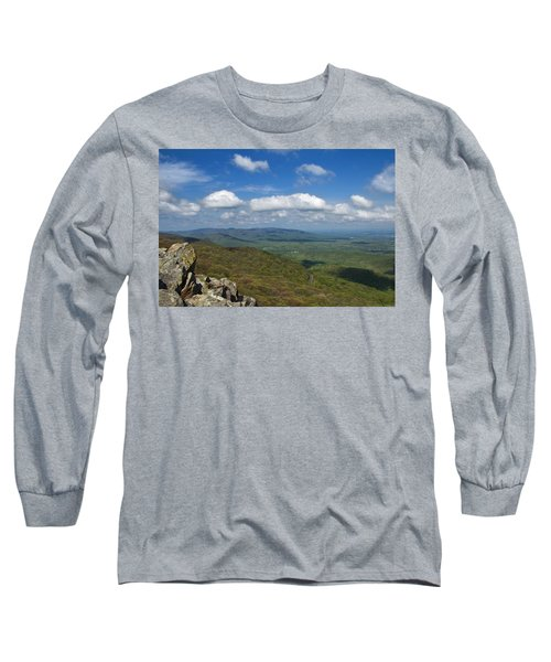 Humpback Rocks View South Long Sleeve T-Shirt