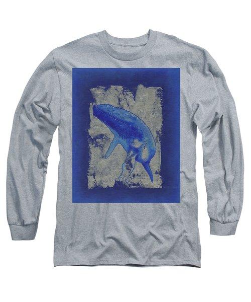 Humpback Whale Song Long Sleeve T-Shirt