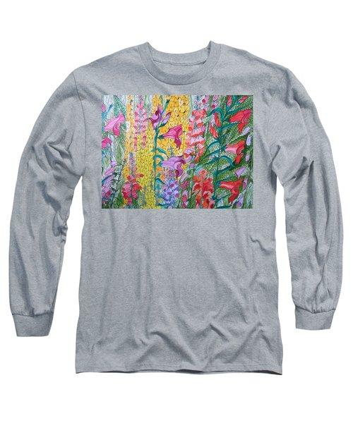 Hybrids 3 Long Sleeve T-Shirt