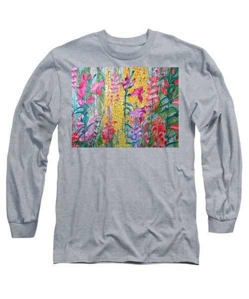 Hybrids 4 Long Sleeve T-Shirt