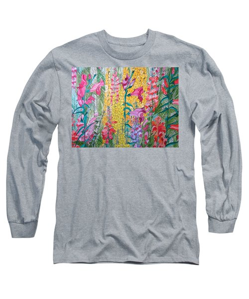 Hybrids 4 Long Sleeve T-Shirt