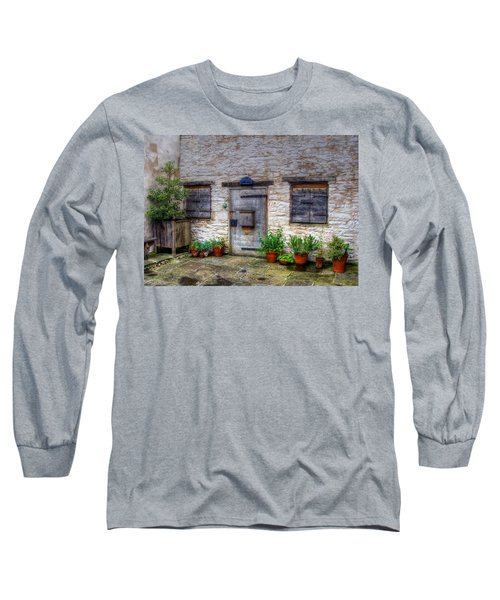Long Sleeve T-Shirt featuring the photograph I Miss Home by Doc Braham