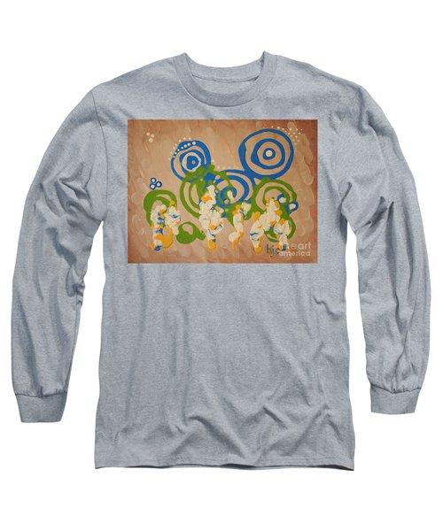 I Read The Urantia Book Long Sleeve T-Shirt