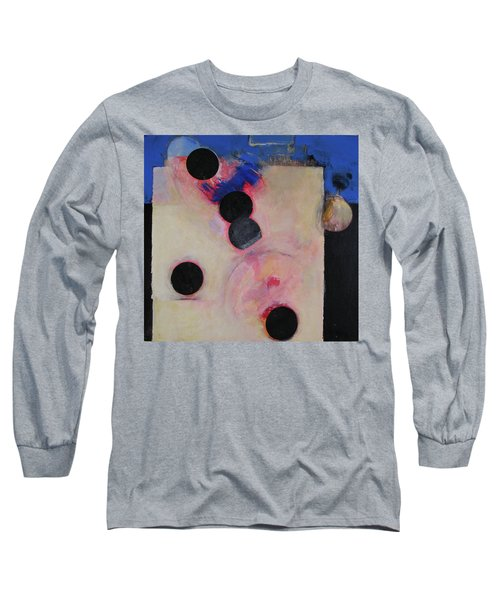 Long Sleeve T-Shirt featuring the painting I Smell Chocolate  by Cliff Spohn
