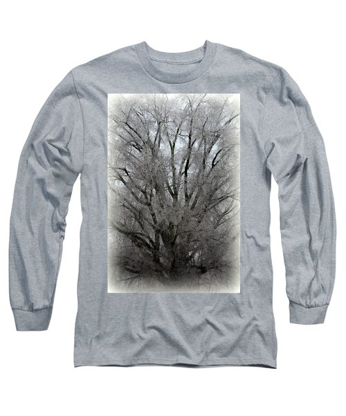Ice Sculpture Long Sleeve T-Shirt
