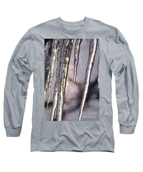 Icicles  Long Sleeve T-Shirt