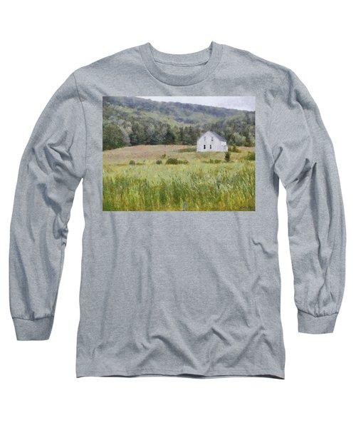 Idyllic Isolation Long Sleeve T-Shirt