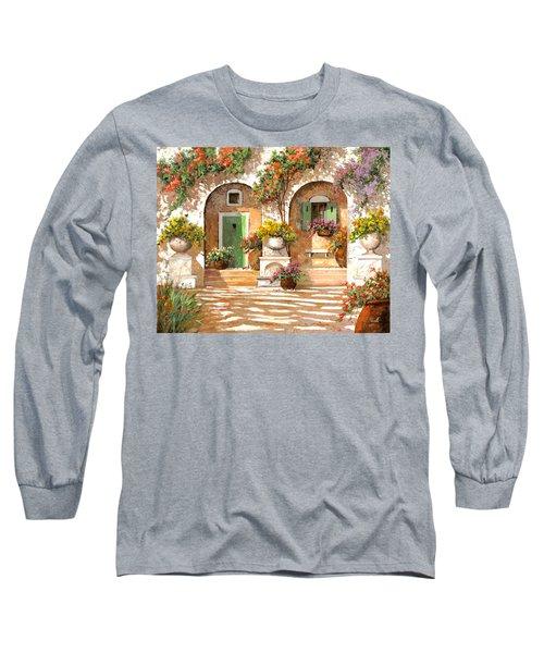 Il Cortile Long Sleeve T-Shirt