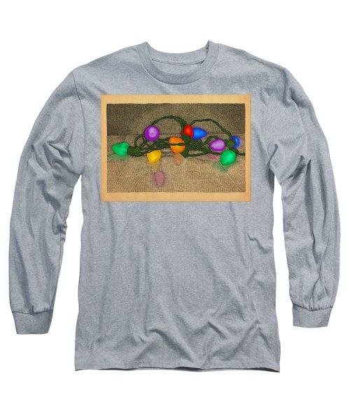 Illumination Variation #3 Long Sleeve T-Shirt
