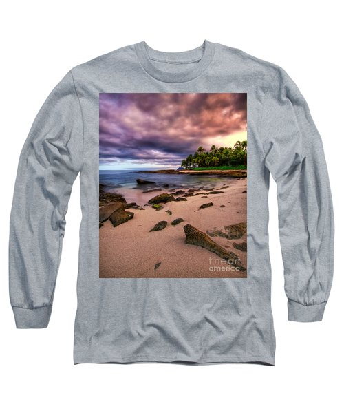 Iluminated Beach Long Sleeve T-Shirt