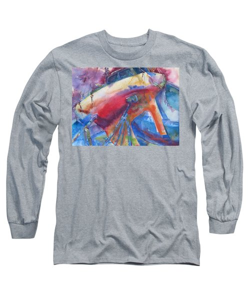 Ilwaco Parti-color Long Sleeve T-Shirt