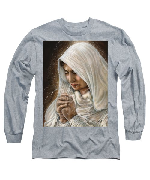 Immaculate Conception - Mothers Joy Long Sleeve T-Shirt