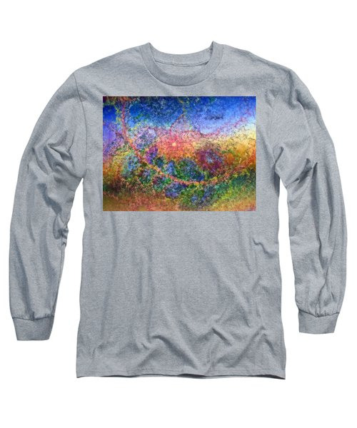 Impressionist Dreams 1 Long Sleeve T-Shirt by Casey Kotas
