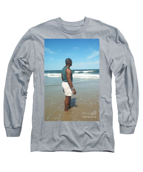 In Deep Thought Long Sleeve T-Shirt