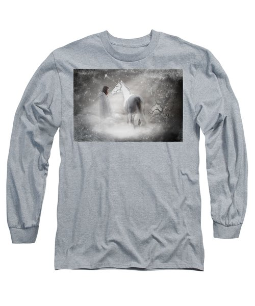 In Honor Of The Unicorn Long Sleeve T-Shirt