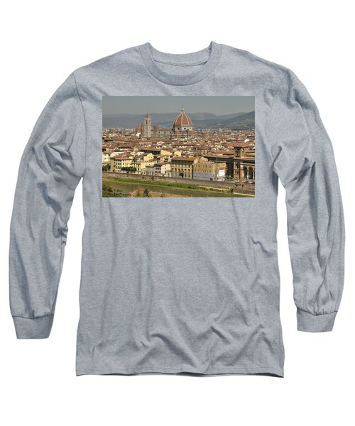 In Love With Firenze - 2 Long Sleeve T-Shirt