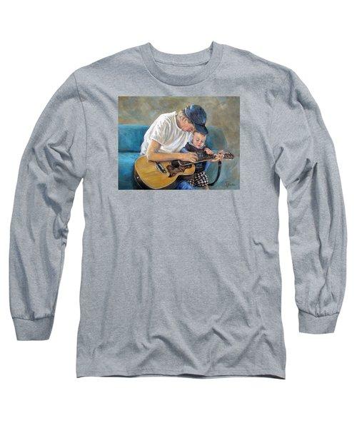 In Memory Of Baby Jordan Long Sleeve T-Shirt by Donna Tucker