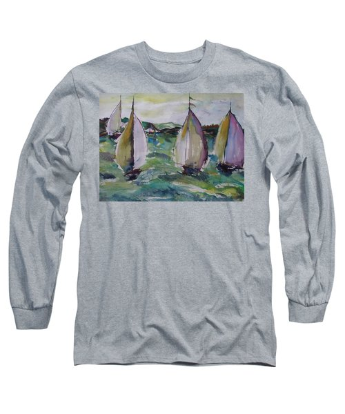 In Motion Long Sleeve T-Shirt