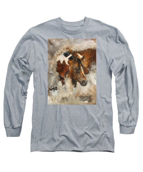 In Stores Only Long Sleeve T-Shirt by Barbie Batson