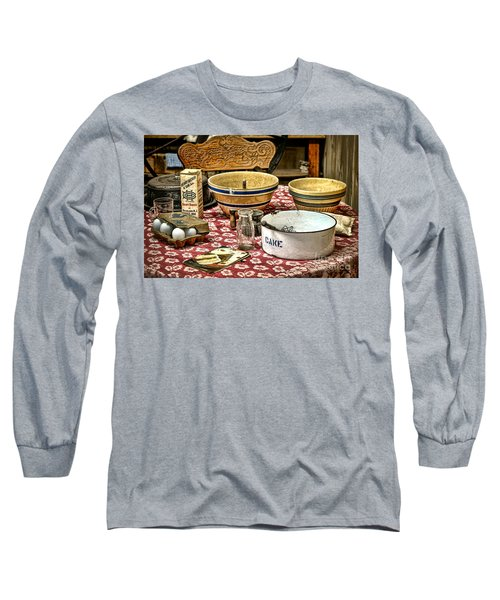 In The Old Kitchen Long Sleeve T-Shirt
