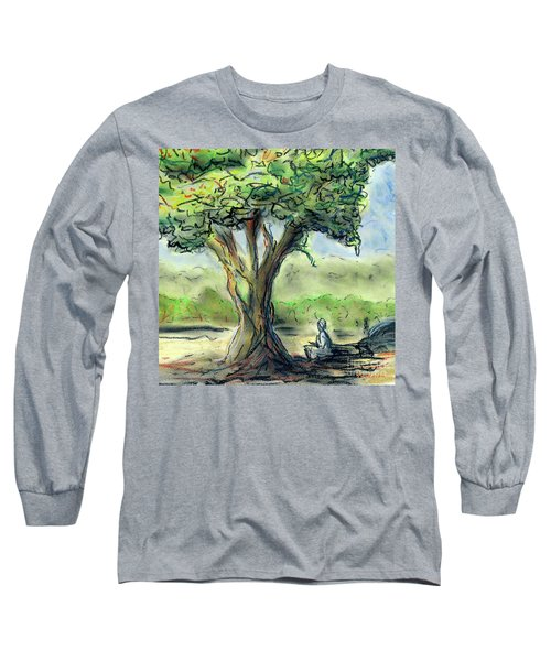 In The Shade Long Sleeve T-Shirt