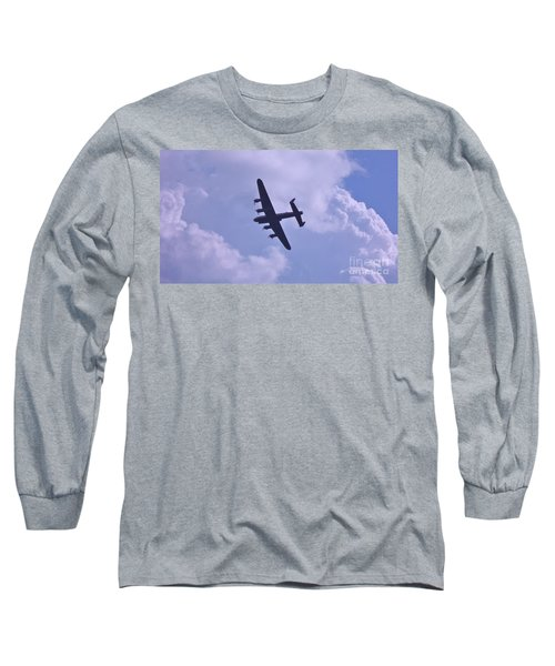 In To The Clouds Long Sleeve T-Shirt