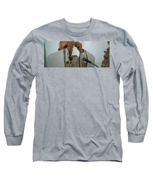 Inauguration Pope Francis Vatican  Rom 19 February 2013  Long Sleeve T-Shirt