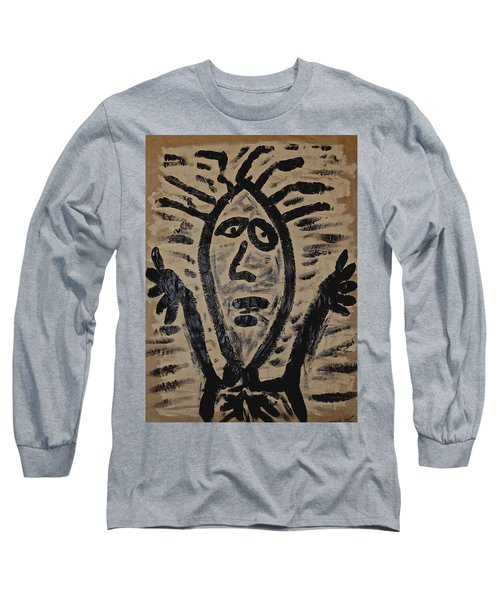 Incantation Long Sleeve T-Shirt by Mario Perron