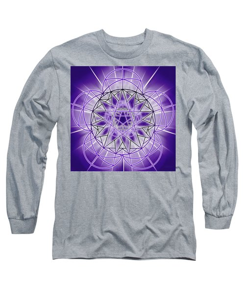 In'phi'nity Star-map Long Sleeve T-Shirt