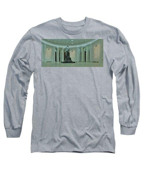 Inside The Jefferson Memorial Long Sleeve T-Shirt