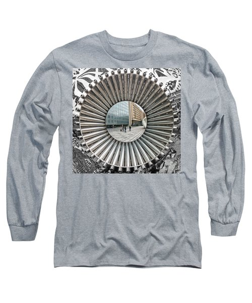 Institut Du Monde Arabe - Paris Long Sleeve T-Shirt