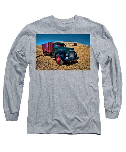 International Farm Truck Long Sleeve T-Shirt