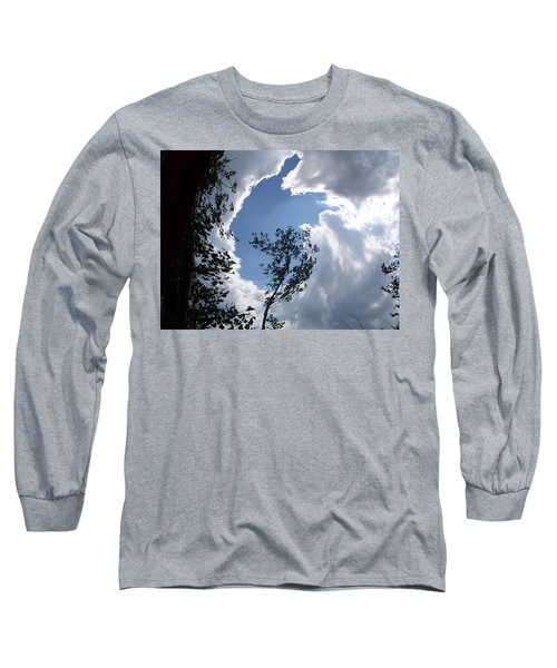 Long Sleeve T-Shirt featuring the photograph Into The Sky by Aimee L Maher Photography and Art Visit ALMGallerydotcom