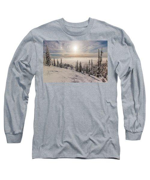 Inversion Sunset Long Sleeve T-Shirt