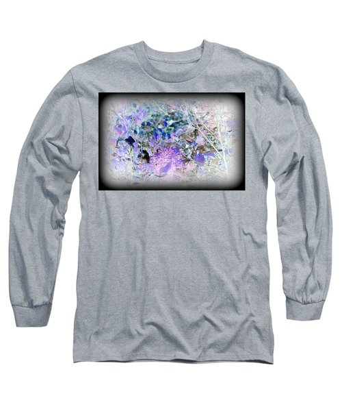 Inverted Bush Long Sleeve T-Shirt by Jason Lees