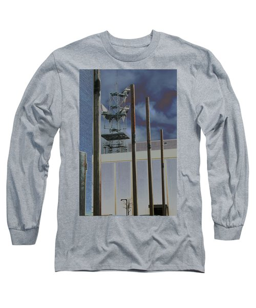 Invisible Industry Long Sleeve T-Shirt