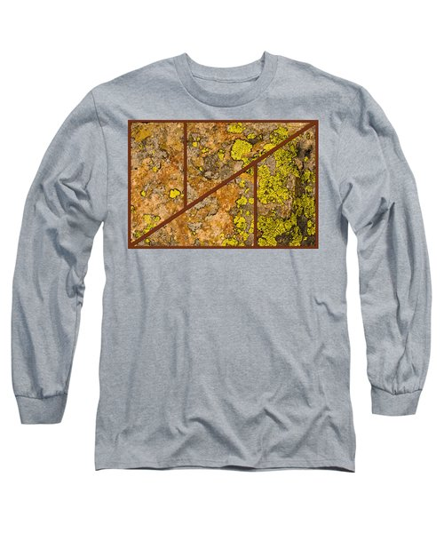 Iron And Lichen Long Sleeve T-Shirt