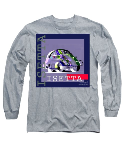 Isetta Long Sleeve T-Shirt