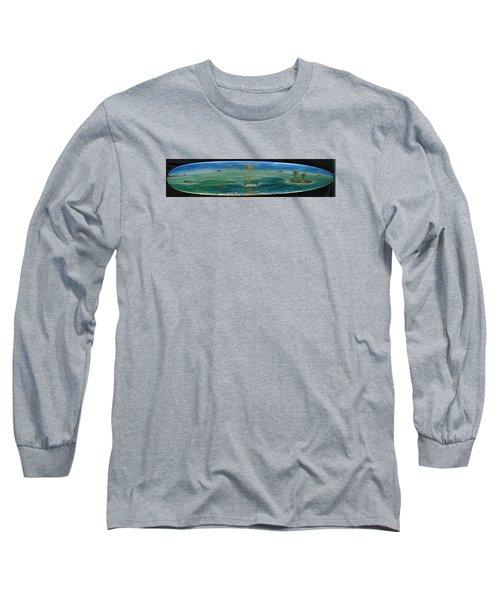 Island Surf Dreams Long Sleeve T-Shirt