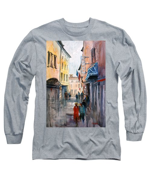 Italian Impressions 3 Long Sleeve T-Shirt