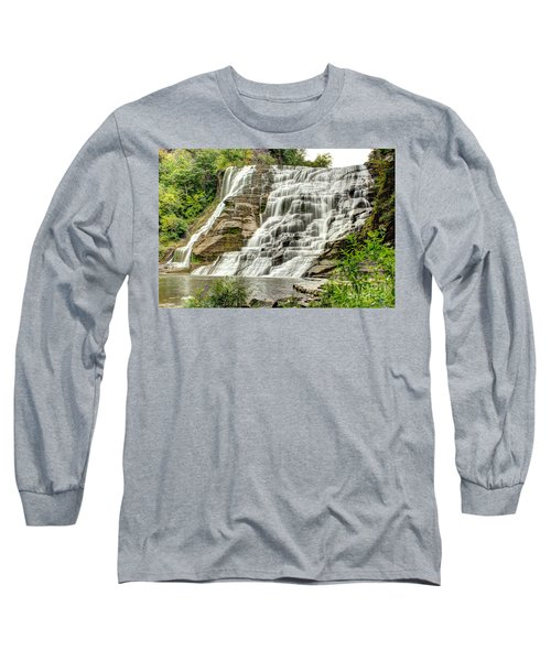 Ithaca Falls Long Sleeve T-Shirt