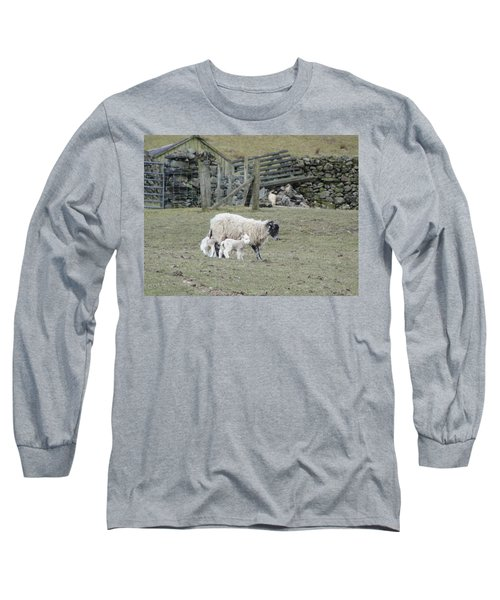 Long Sleeve T-Shirt featuring the photograph It's Spring Time by Tiffany Erdman