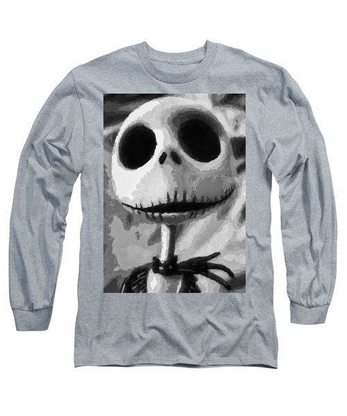 Jack Long Sleeve T-Shirt by Joe Misrasi
