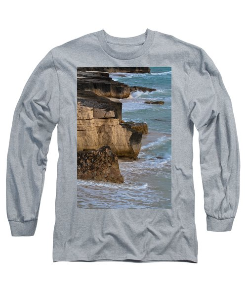 Jagged Shore Long Sleeve T-Shirt