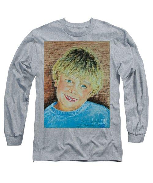 Jake Long Sleeve T-Shirt