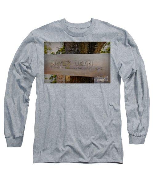 James Dean James Dean Long Sleeve T-Shirt