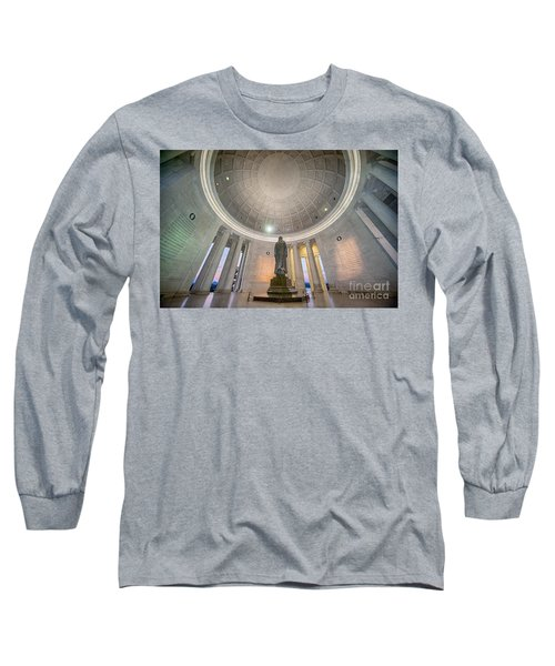 Jefferson's Back Long Sleeve T-Shirt