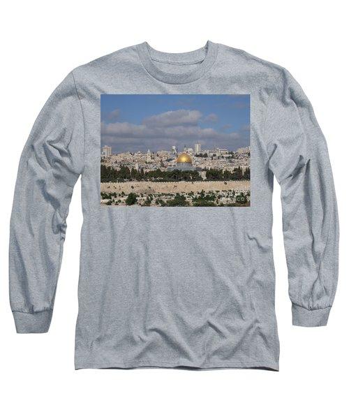 Jerusalem Old City Long Sleeve T-Shirt